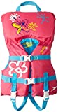 Speedo Infant Personal Life Jacket, Berry, 30-Pound