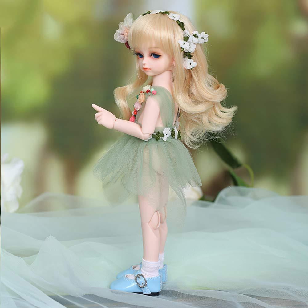 ZMH 1 6 Bambola BJD BJD BJD Matte Faccia e Palla snodato Corpo Bambole, 11 Pollici Bambole Personalizzate può cambiato Trucco e Vestito Fai da Te 8ce1b1