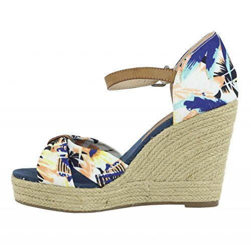 61719 Femme compensées TEX Jeans Chaussures Refresh pour PqCxItTnnw