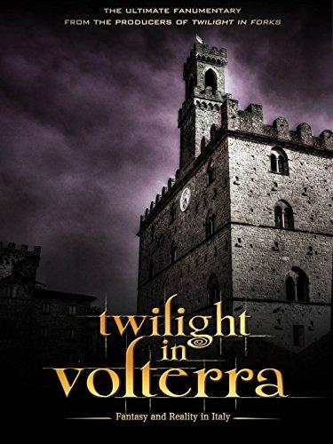Twilight in Volterra