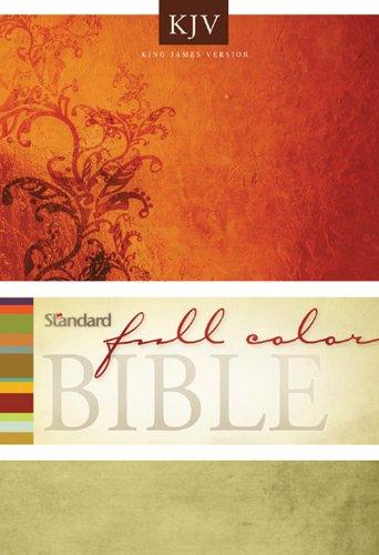 King James Version-Hardcover (Standard Full Color Bible) PDF