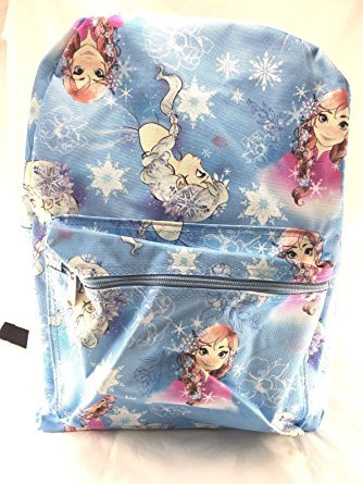 with Frozen Backpacks design