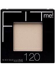 Maybelline New York Fit Me! Powder, 120 Classic Ivory, 0.3 Ounce