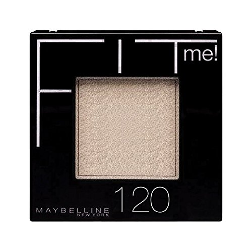 Maybelline New York Fit Me! Powder, 120 Classic - Fit Maybelline