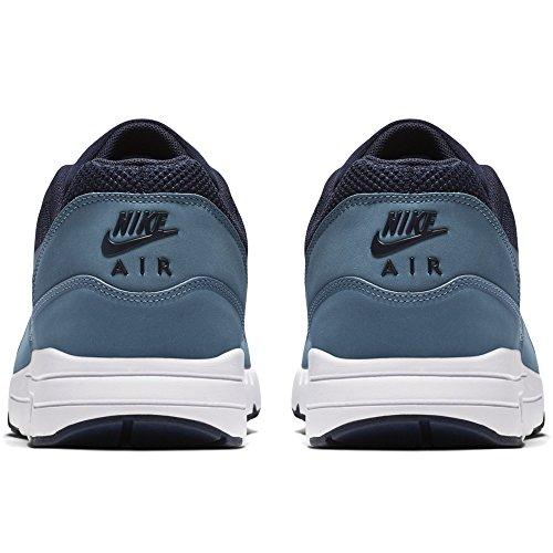 Nike Mænds Air Max 1 Ultra 2,0 Væsentlig Løbesko Mørk Obsidian / Arsenal Blå