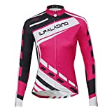 womens beer cycling jersey - Ilpaladino Women's Cycling Jersey Long Sleeve Biking Shirt Quick Dry Breathable (XXS, 1#)