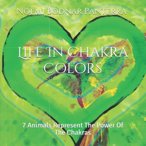 Life In Chakra Colors: 7 Animals Represent The Power Of The Chakras