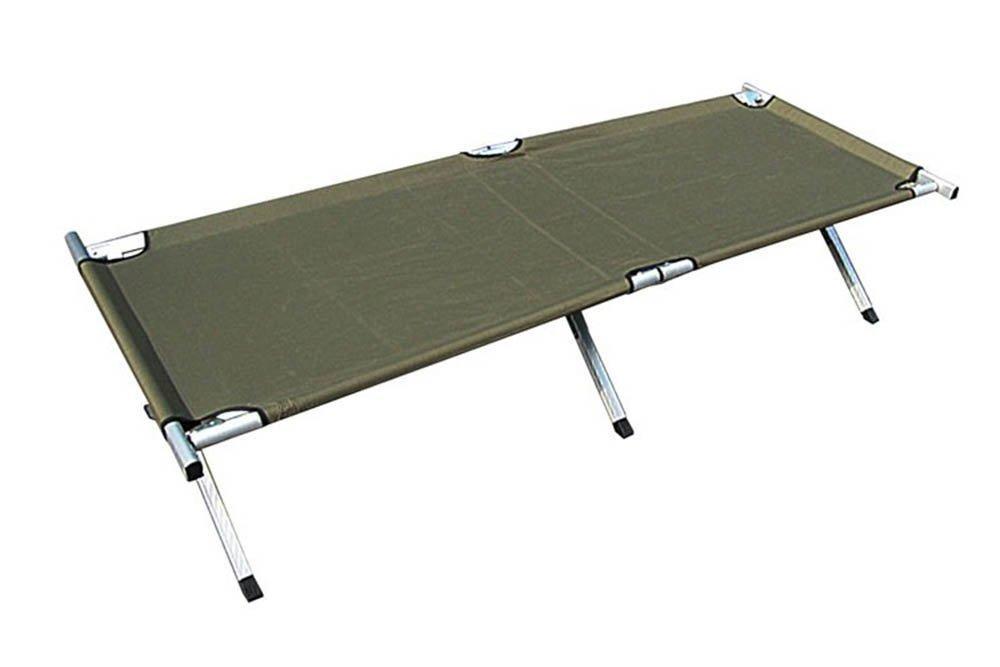 CN Outdoor US-Feldliege Campingliege Olive