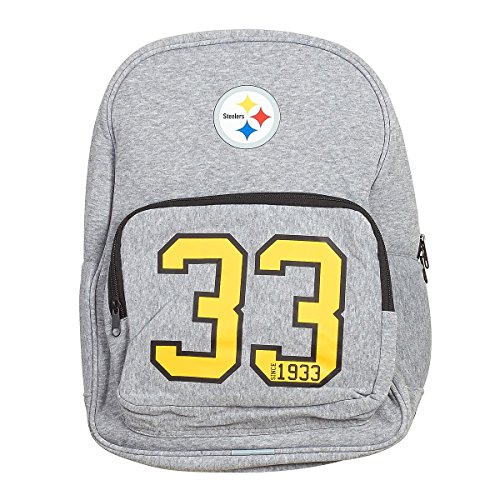 Forever Collectibles Pittsburgh Steelers Est. 33 NFL Rucksack