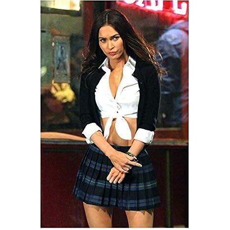 Megan Fox 8 Inch X10 Inch Photo Transformers Teenage Mutant Ninja