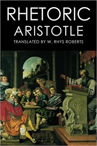 hidup menjadi lebih mudah - rhetoric of aristotle