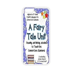 "Clzpg DIY Iphone6 4.7"" Case - Fairy tale cell phone case"