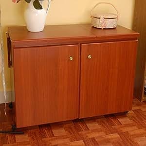 Arrow Cabinet 98702 Bertha Sewing Cabinet, Cherry