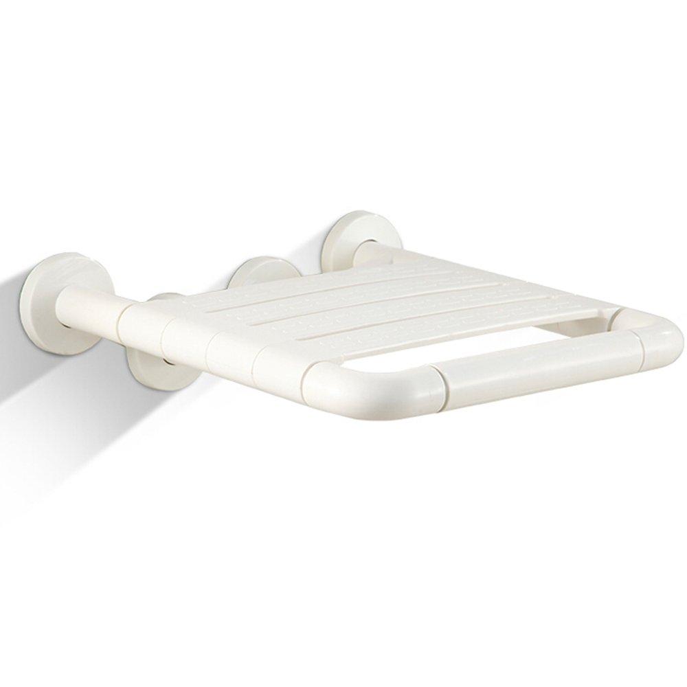 【正規販売店】 Shariv-シャワーチェア 白い壁の椅子/13ミリメートルステンレススチール折りたたみシャワー椅子/靴ベンチ 320mm)/障害のある高齢者 B07DLKW66B/妊婦/安全シャワーチェア*/バスルームシャワーチェア/スツール/レシート重量250KG(425* 320mm) B07DLKW66B, タクマチョウ:bb2bccd1 --- jeffyradesign.com.br