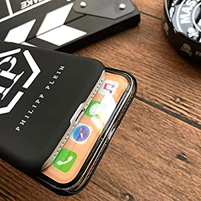 9bdc2277e2d New Philipp Plein Matte Hard Plastic Cover case for iPhone 5 5S SE 6 6S S.  Loading Images... Back. Double-tap to zoom