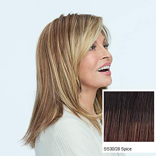 (Raquel Welch Wig Hairpiece, Watch Me Wow!, ss30/28 by Hairuwear)