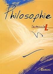 Philosophie Tle L