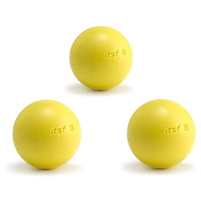 3 Balles Baby Foot Officielle ITSF-B (3) - Bonzini by Bonzini: Juguetes y juegos