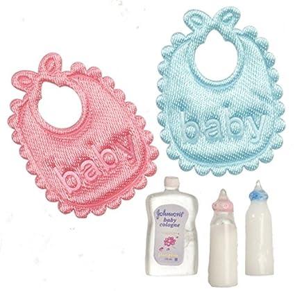 Amazon.com: Casa de muñecas en miniatura juego de accesorios ...
