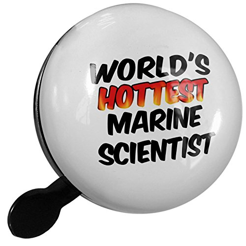 Small Bike Bell Worlds hottest Marine Scientist - NEONBLOND by NEONBLOND
