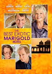 The Best Exotic Marigold Hotel por Tom…
