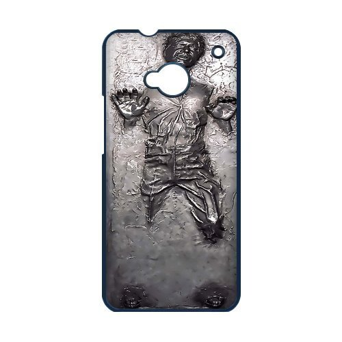 DiyCaseStore Han Solo Frozen in Carbonite HTC One M7 Hard Case Cover Protector Christmas Gift Idea (Han Solo Costume Diy)
