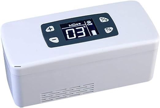Congelador De Insulina - Refrigerador/Enfriador PortáTil De ...