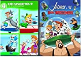 The Jetsons Complete 5-Film Collection - 4-Kid Favorites + Jetsons & WWE: Robo-Wrestlemania