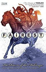 Fairest Vol. 3: The Return of the Maharaja by Sean E. Williams (2014) Paperback