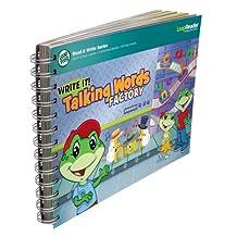 LeapFrog LeapReader Writing Workbook: Talking Words Factory