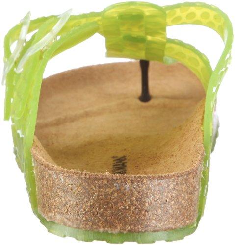 Dr. Brinkmann 700518 700518 - Zuecos de caucho para mujer Verde