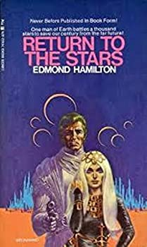 Return to the Stars by Edmond Hamilton SF book reviews
