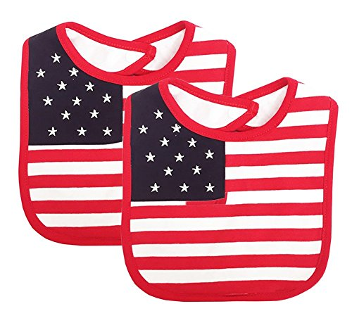 American Flag Bib - 2