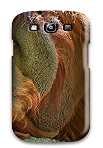 New Arrival Case Cover With Design For Galaxy S3- Orangutan 4144479K72535458
