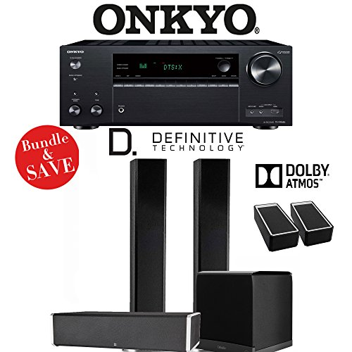 Definitive Technology BP9060 3.1.2-Ch Dolby Atmos High Perfo