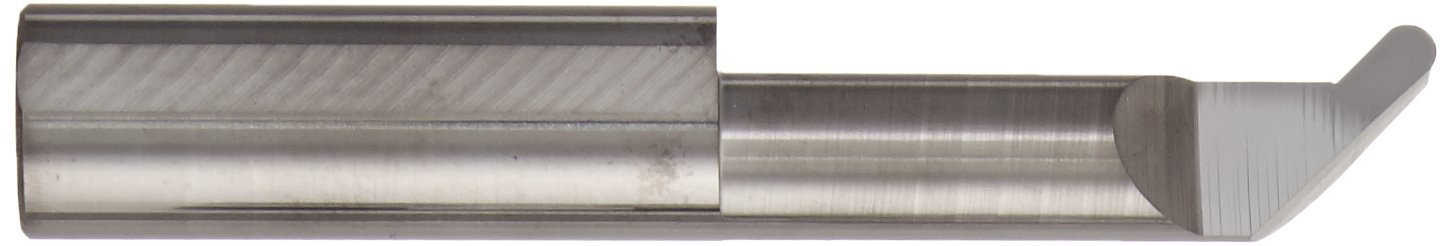 Solid Carbide Tool Micro 100 UP-37062-20X Right Hand Undercut and Profile Grooving Tool AlTiN Coated 0.062//.064 Groove Width 1.250 Maximum Bore Depth 0.100 Projection 2.5 Overall Length 0.3750 Shank Diameter 0.385 Minimum Bore Diameter