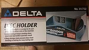 Delta 31 752 Sanding Disc Holder For 31 750 Bench Random
