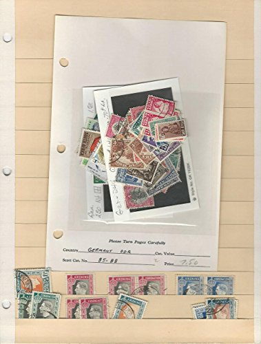 South Africa Collection, Unsorted Lot, Old Lot of Stamps, Many Nice Ones