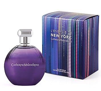Catherine Malandrino L energie New York 3.4 Oz Eua De Parfum Spray, 3.4 Fl Oz