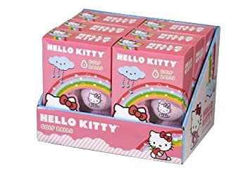 Hello Kitty Golf The Collection Golf Balls – Master Case 36 Balls