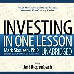 Investing in One Lesson | Mark Skousen