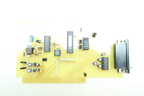 Amazon.com: OVERHOFF 1100512 RS232 PCB Placa de circuito REV ...