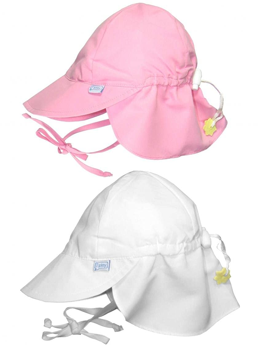 0b41fe51f i play 2 Pack UPF 50+ Sun Protection Flap Sun Hats / Beach Hats-9 ...