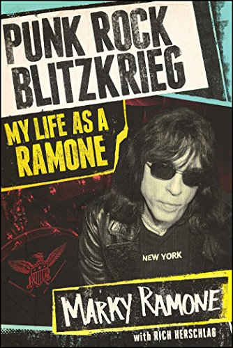 Punk rock blitzkrieg my life as a ramone kindle edition by marky punk rock blitzkrieg my life as a ramone by ramone marky herschlag fandeluxe Gallery