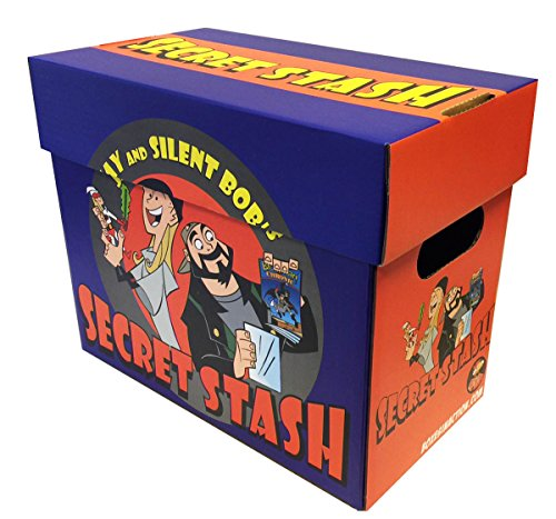 2-Pack-of-Jay-and-Silent-Box-Secret-Stash-Officially-Licensed-SHORT-COMIC-Storage-Box
