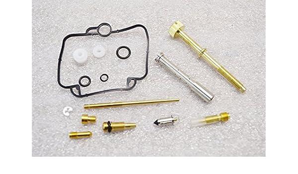 Carburetor Carb Rebuild Repair Kit For 1996-2017 Suzuki DR650SE