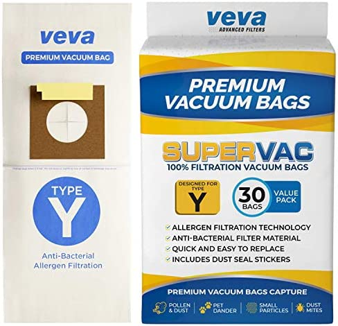 VEVA SuperVac Compatible WindTunnel Replacement product image