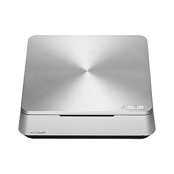 ASUS VivoPC VM42-S043V 1.4GHz 2957U Intel Celeron Plata Mini PC - Ordenador de
