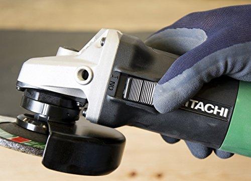 Hitachi G12SR4 Angle Grinder