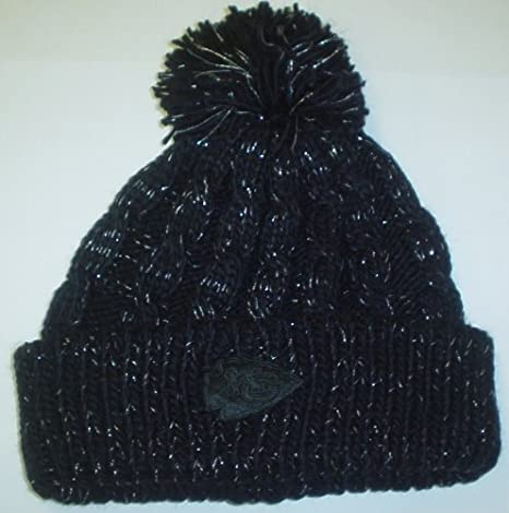 579f9745 Amazon.com : Kansas City Chiefs Cuffed/pom Knit Reebok Hat - Women ...